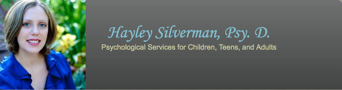Dr Hayley Silverman
